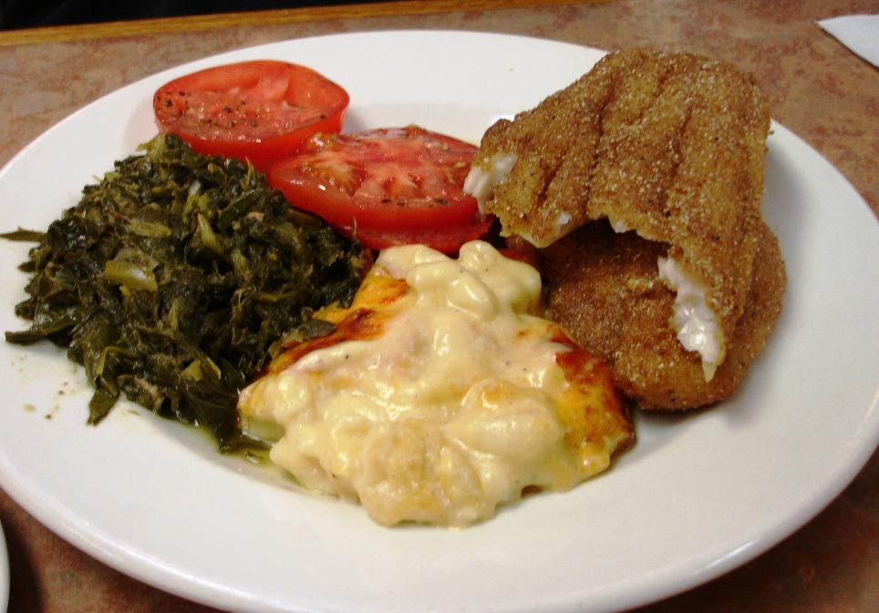 Nashville s arnold s country kitchen expanding and opening for What goes good with fried fish