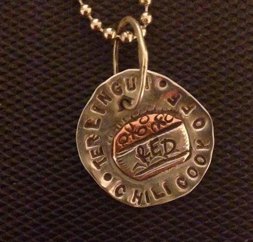 Medallion, Terlingua Chili Cook-Odd, Terlingua, TX