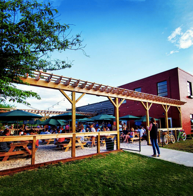 Sycamore Brewing looks like the ideal spot to host Food Truck Friday.