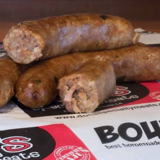 Boudin from Don's Specialty Meats of Scott