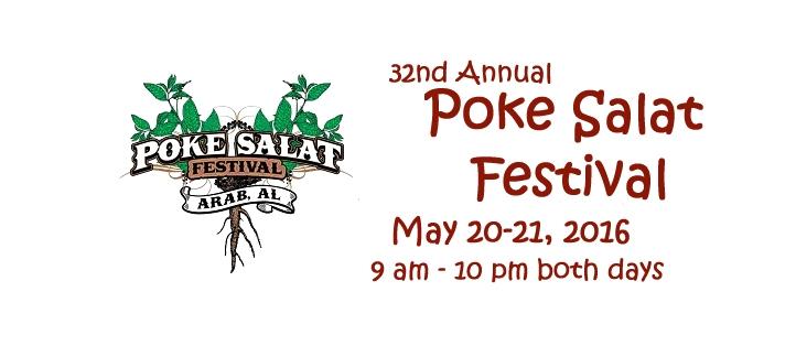 Poke Salat Festival, Arab AL