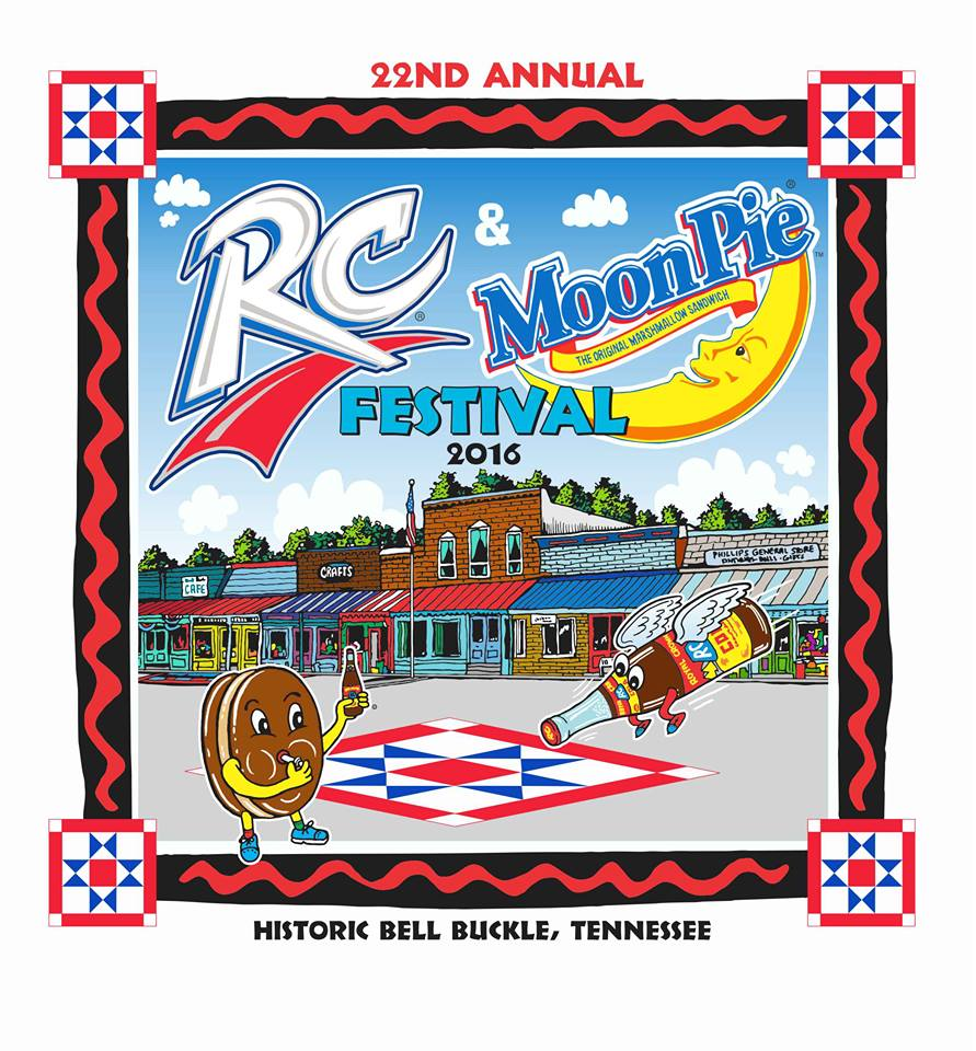 Banner, RC & Moon Pie Festival, Bell Buckle, TN