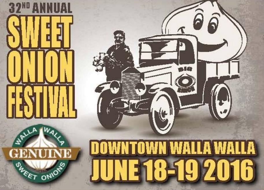Banner, Walla Walla Sweet Onion Festival, Walla Walla, WA