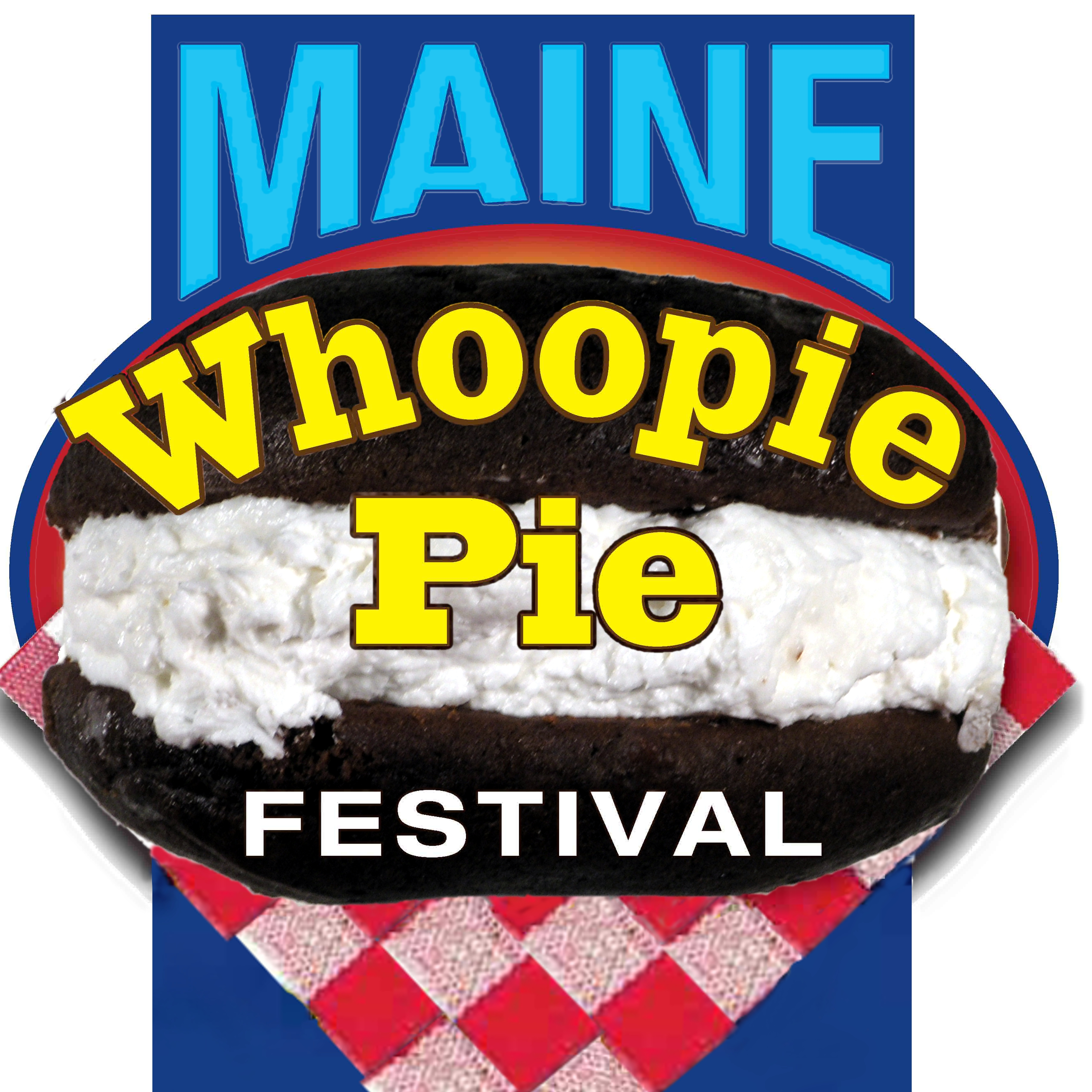Banner, Maine Whoopie Pie Festival, Dover-Foxcroft, ME