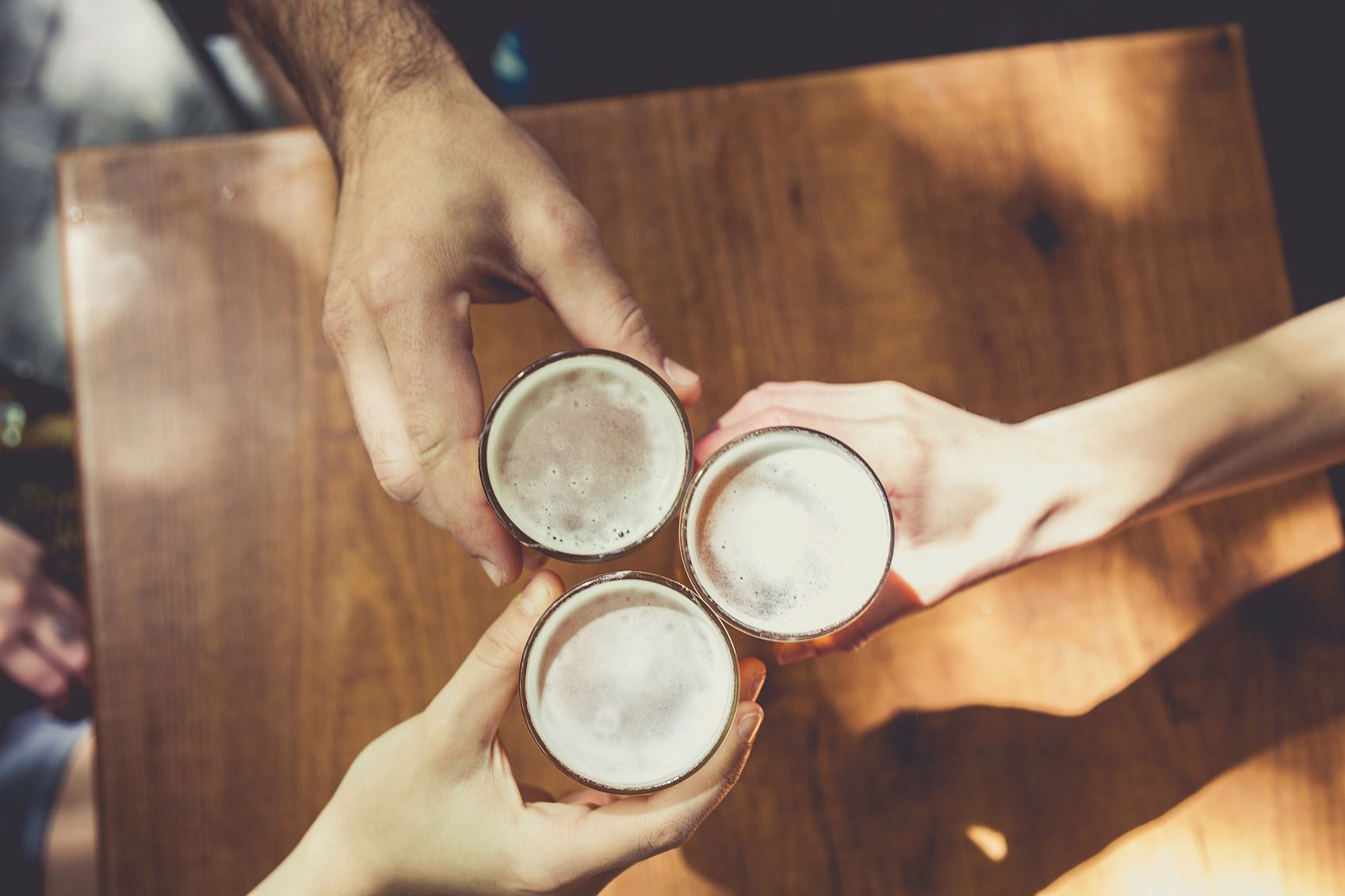 Corks & Kegs, a wine, beer, and cider tasting, is new this year.