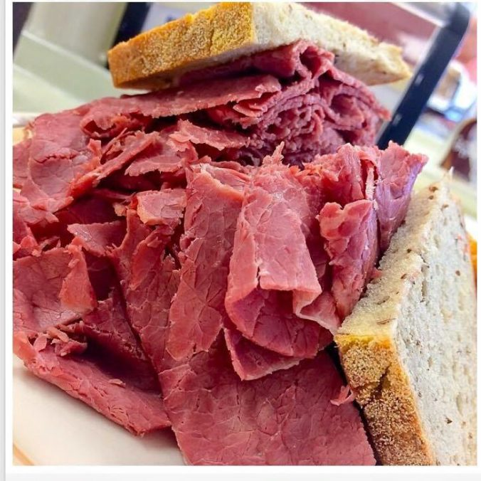 New Take Out Deli Opens Today At Manny S Cafeteria Of Chicago