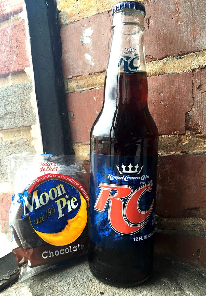 RC and Moon Pie