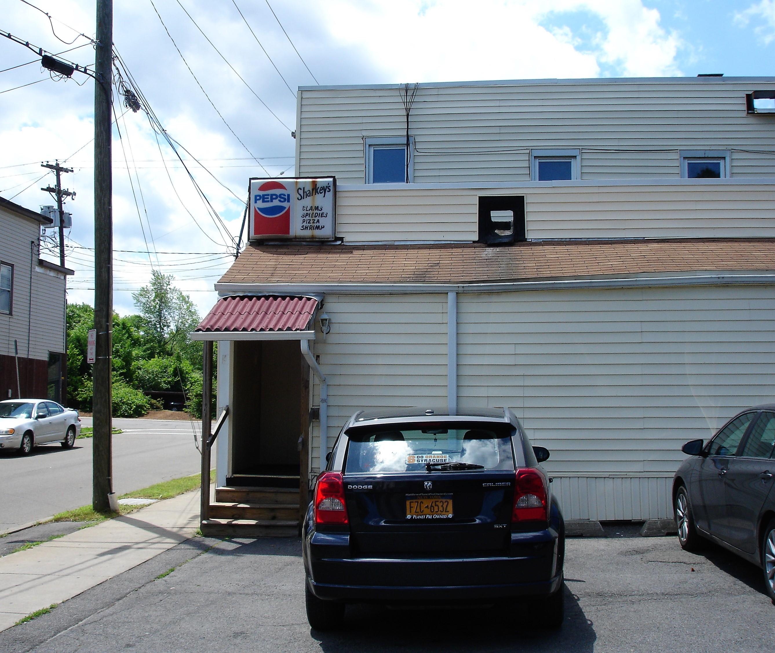 Sharkey\'s, Binghamton NY – Left at the Fork